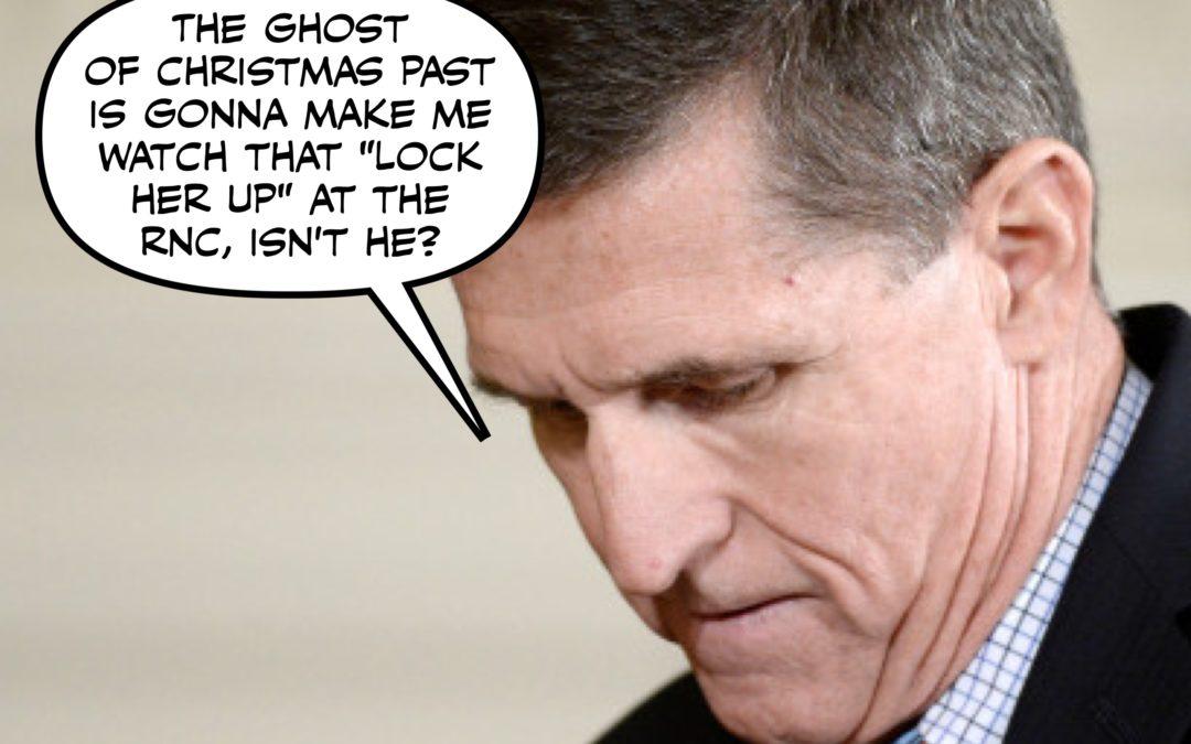 Ho Ho Ho! Merry Flynn Flipping Day!