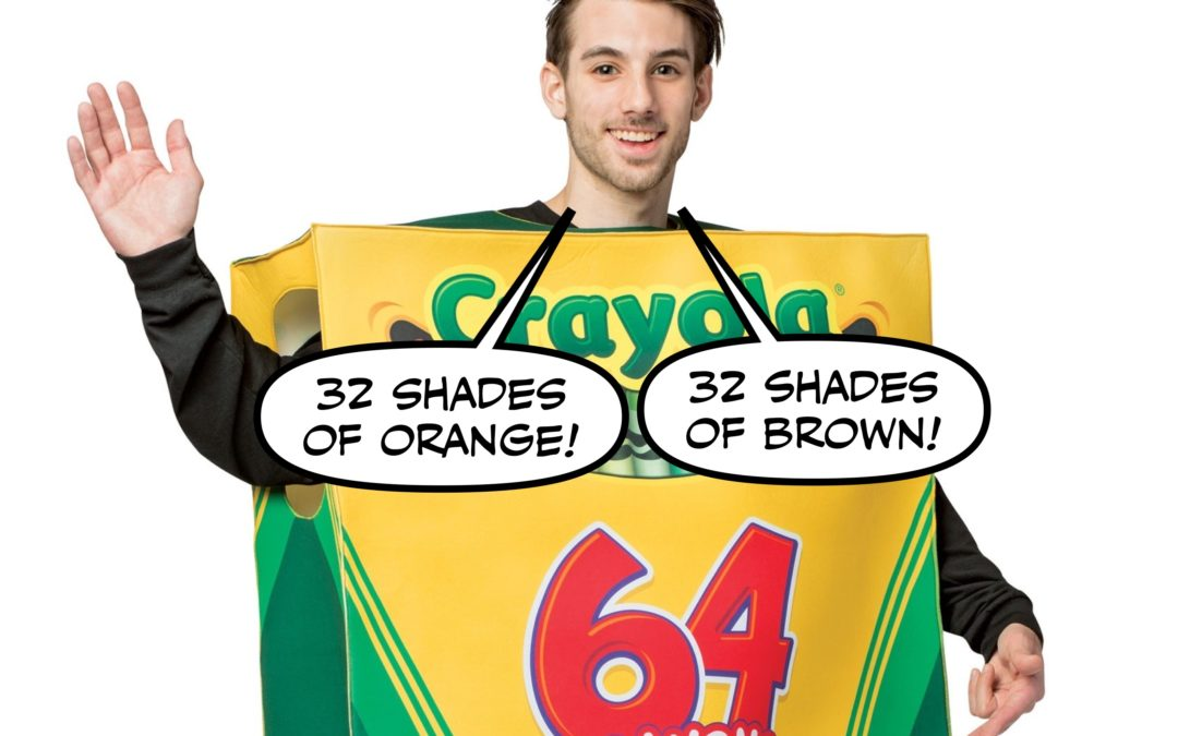 Trump, Rudy, Rand, Cohen, Huck…the News is Like a Box of Crayons…64 Shades of Asshole.