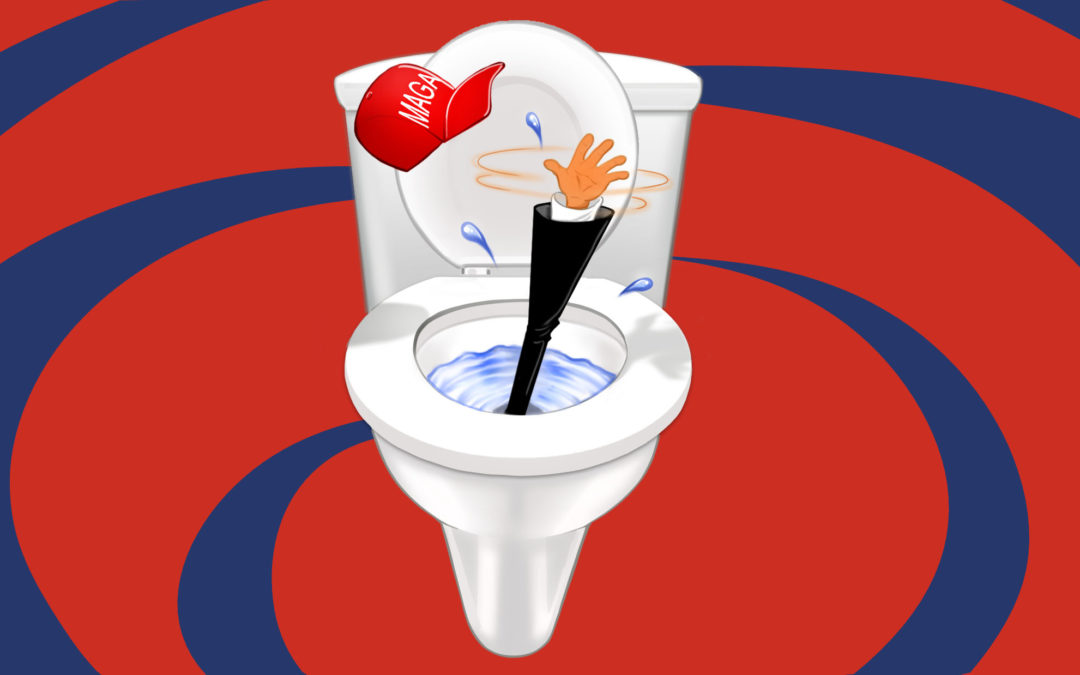 Flushing Day is Upon Us At Last! Oh Joy! Oh Rapture!